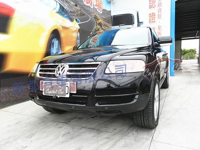 熱門推薦二手車-2003年VWTouareg