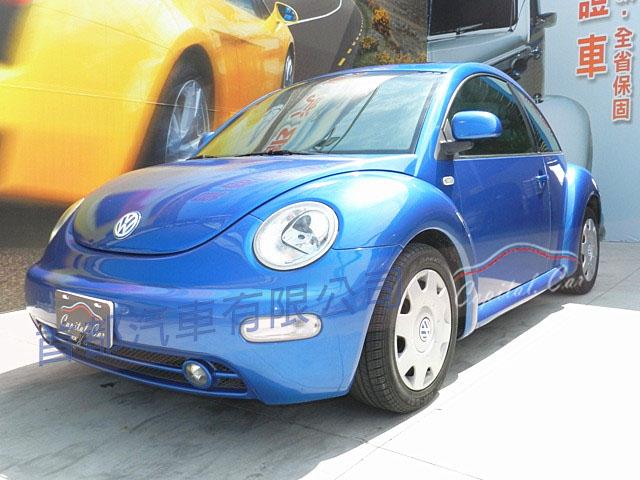 熱門推薦二手車-1999年VWBeetle