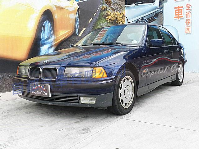 熱門推薦二手車-1994年BMW318i