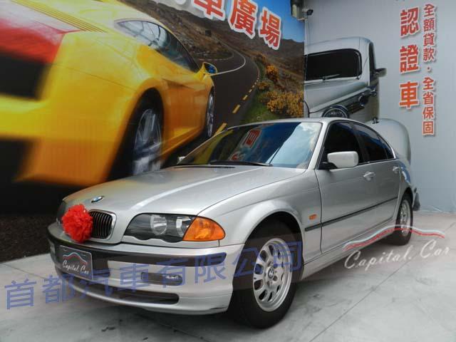 熱門推薦二手車-1998年BMW320i