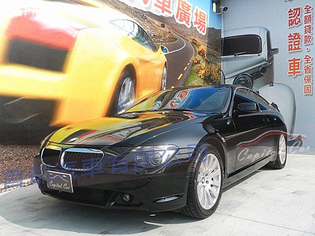 熱門推薦二手車-2005年BMW630Ci