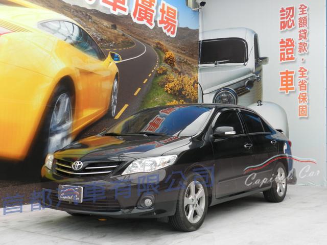 熱門推薦二手車-2011年TOYOTAAltis