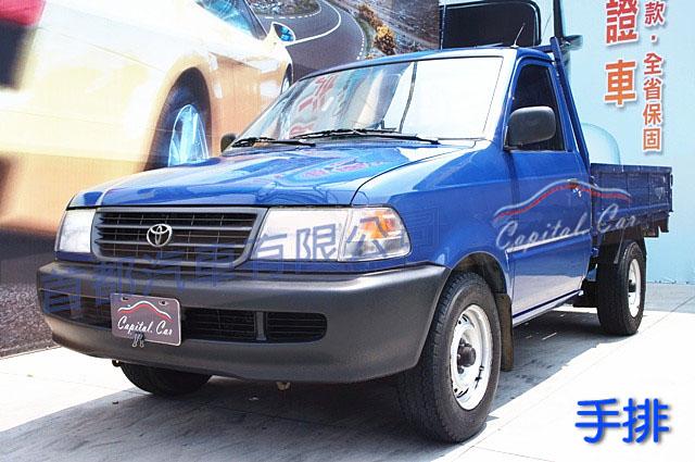 熱門推薦二手車-2002年TOYOTAZace