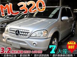 BENZ ML 320
