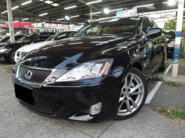2007LEXUS IS250