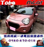 2011年TOBE M'car