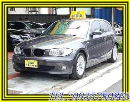 熱門推薦二手車-2008年BMW120i
