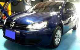 2012年VW Golf