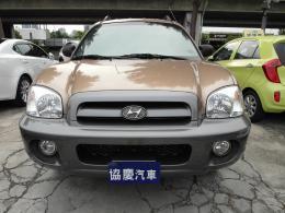 熱門推薦二手車-2004年HYUNDAISanta Fe