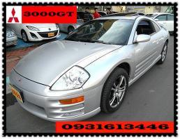 熱門推薦二手車-2001年MITSUBISHI3000GT